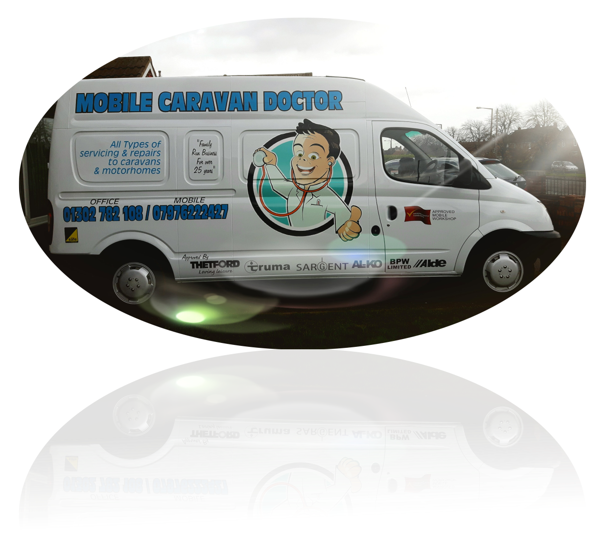 mobile caravan doctor caravan servicing doncaster south yorkshire. Black Bedroom Furniture Sets. Home Design Ideas